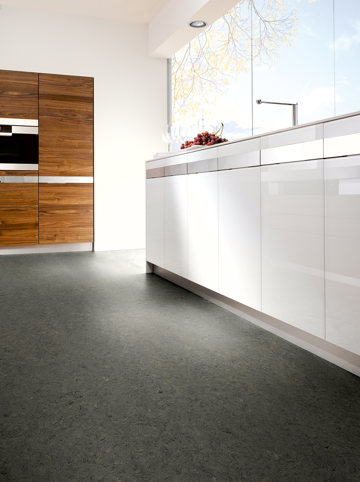 coloro lino charcoal tilo. Black Bedroom Furniture Sets. Home Design Ideas