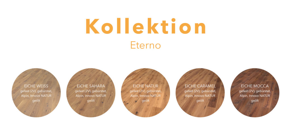 Kollektion Eterno