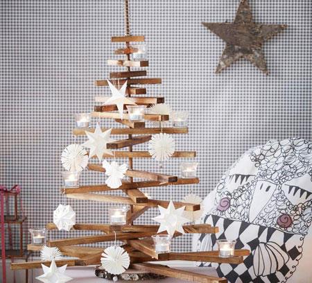 Weihnachtsbaum selbermachen