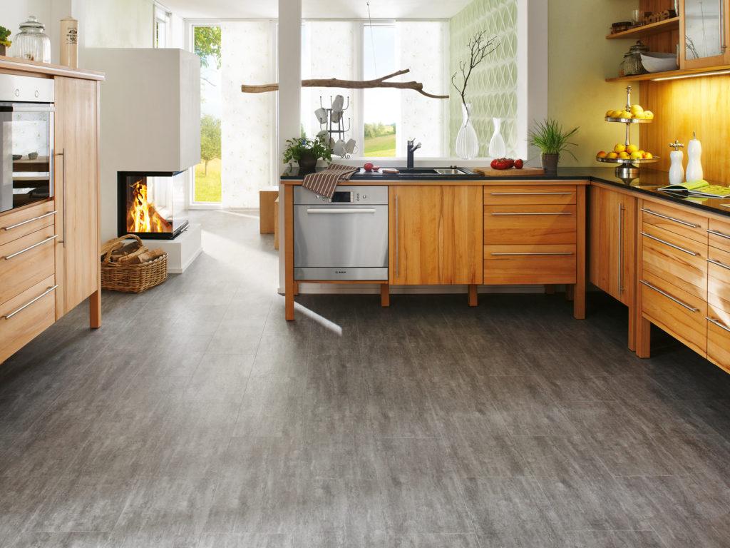 Vinylboden Eleganto Concrete Natur