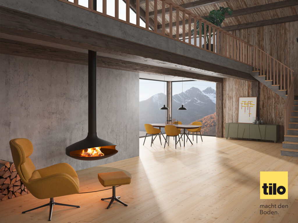 Interior Trend Modern Living